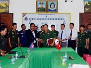 Provincias vietnamita y camboyana cooperan en búsqueda de restos de combatientes