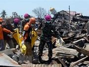 Comunidad sudesteasiática presta atención a respaldo a víctimas de Indonesia