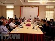 Conversaciones de paz de Myanmar acuerdan cronograma de conferencia de Panglong
