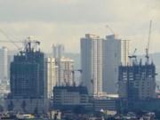 Filipinas reajusta a la baja crecimiento económico en 2018