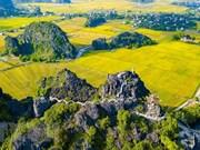 Provincia vietnamita de Ninh Binh promoverá potencial turístico mediante festival cultural