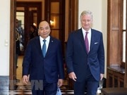 Vietnam concede gran importancia a nexos con Bélgica, afirma premier