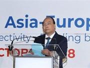 Premier vietnamita urge una cooperación más estrecha entre Asia y Europa