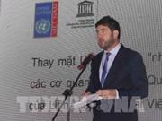 UNESCO lanza  proyecto ambiental en Hanoi