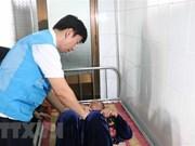 Médicos surcoreanos ofrecen consultas médicas para vietnamitas