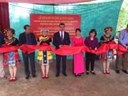 Inauguran escuela patrocinada por Azerbaiyán en provincia viernamita de Ha Giang
