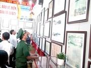 Exhibición confirma soberanía vietnamita en Hoang Sa y Truong Sa