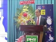 Día de Innovación Francia- Vietnam se abre en Ciudad Ho Chi Minh