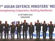 ADMM 12: ASEAN fortalece cooperación militar con socios