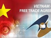 TLC entre Vietnam y Unión Económica Euroasiática promueven comercio bilateral