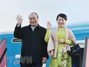 Premier vietnamita llega a Copenhague para la Cumbre PG4 y una visita a Dinamarca
