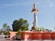 Monumento de Amistad Vietnam-Camboya, símbolo de la relación tradicional bilateral