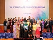 Destacan en Vietnam papel de la prensa en el impulso de igualdad de género