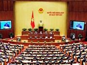 Parlamento de Vietnam concluye primera jornada de su VI período de sesiones