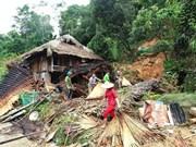 Pérdidas humanas en provincia norvietnamita por inundaciones súbitas