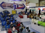 Más de 250 empresas participan en feria internacional de industria en Hanoi