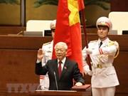 Biografía del recién electo Presidente de Vietnam, Nguyen Phu Trong