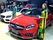 Inauguran en Ciudad Ho Chi Minh exposición Vietnam Motor Show -2018