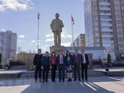 Localidades de Vietnam y Rusia buscan robustecer cooperación