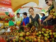 Casi 80 por ciento de las  tiendas de frutas en Hanoi cumplen con estándares de seguridad