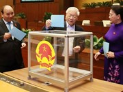 Parlamento de Vietnam aprueba lista de cuadros sometidos a voto de confianza