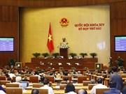 Voto de confianza: medida para evaluar eficiencia del trabajo de funcionarios en Vietnam