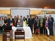 Efectúan Semana de Cultura y Turismo de Vietnam en Argentina