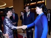 Vietnam prioriza promover la igualdad de género, ratifica presidenta parlamentaria