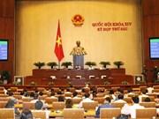 Parlamento de Vietnam emite resultado de votación de confianza