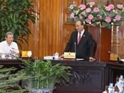 Premier de Vietnam exhorta a la conservación del Palacio Imperial de Hue