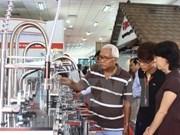 Abren en Ciudad Ho Chi Minh mayor exposición del sector construcción de Vietnam
