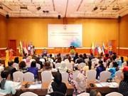 Reunión de la ASEAN promueve seguridad social para mujeres y niñas
