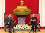 Vietnam apoya proceso de democracia en Venezuela, afirma alto funcionario partidista