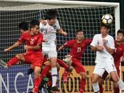 Vietnam no puede repetir hazaña en Campeonato Asiático de Fútbol sub-19