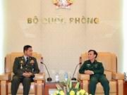 Ejércitos de Vietnam y Camboya promueven cooperación en comunicación