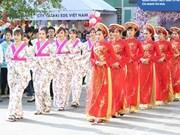 Estrechan amistad Vietnam-Japón mediante  intercambio cultural
