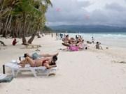 Isla filipina de Boracáy reabre sus puertas a turistas con algunas restricciones