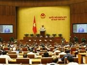 Parlamento vietnamita analizará cumplimiento del plan socioeconómico