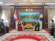 Vietnam y Camboya se proponen agilizar lazos políticos
