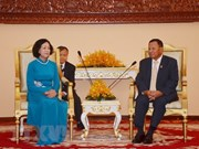Refuerzan Vietnam y Camboya nexos políticos y parlamentarios