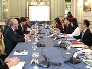 Vietnam y Argentina fomentan cooperación económica y comercial