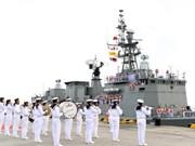 ASEAN y China concluyen ejercicio marítimo
