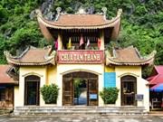 Pagoda Tam Thanh: oasis sagrada en provincia norvietnamita de Lang Son