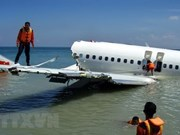 Se estrella avión con 188 pasajeros en Indonesia