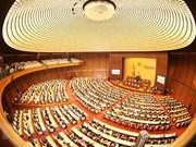 Parlamento de Vietnam realizará sesiones de interpelaciones a miembros de gabinete