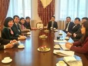 Hanoi fomenta relaciones con capitales de Rusia y República Checa