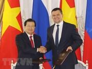 Vietnam y Rusia coinciden en impulsar los nexos multifacéticos binacionales