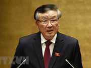 Mejora calidad de trabajo judicial, afirma presidente del Tribunal Supremo Popular de Vietnam
