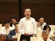 Parlamento de Vietnam concluye primera sesión de interpelaciones
