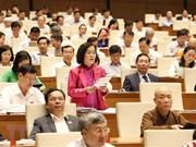 Electores vietnamitas proponen priorizar recursos para el desarrollo